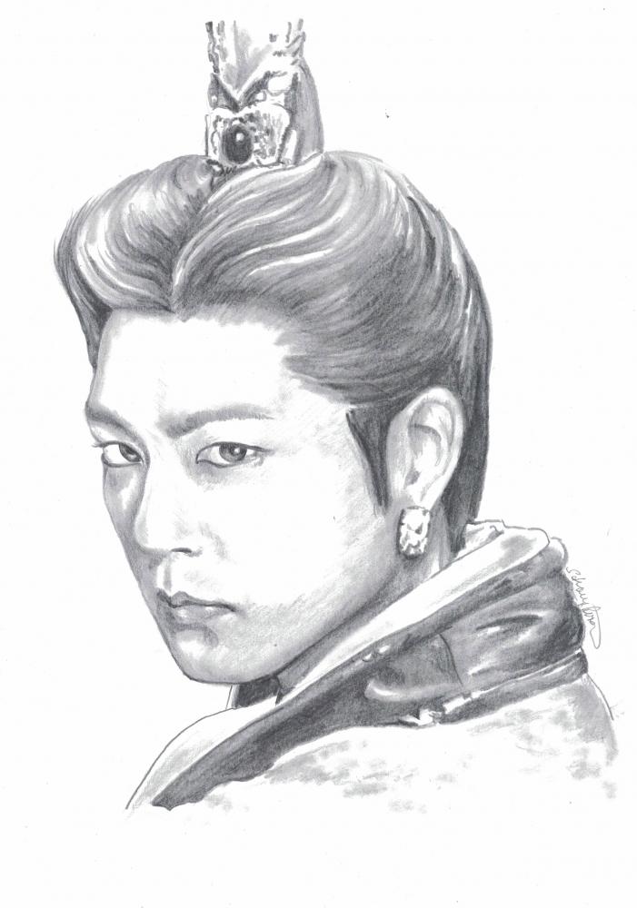Hong Jong-hyun by ZiaCz